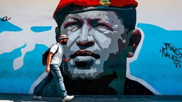 Бомба под Байдена: Команданте Чавес поможет Трампу остаться президентом США