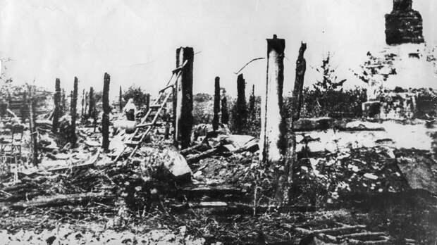 Самые страшные преступления нацистов в СССР