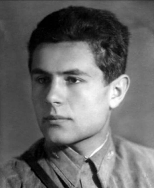 Н.Я. Мерперт во время пребывания в госпитале в Омске. 1942 г.