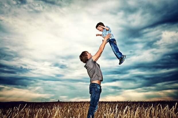 40 вещей, которым нужно научить сына сын, отец