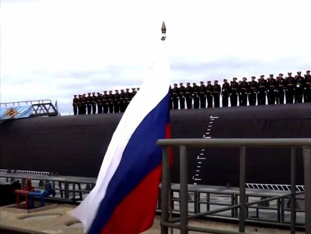 «Это уникальный подводный крейсер»: в чем особенности АПЛ «Князь Владимир»