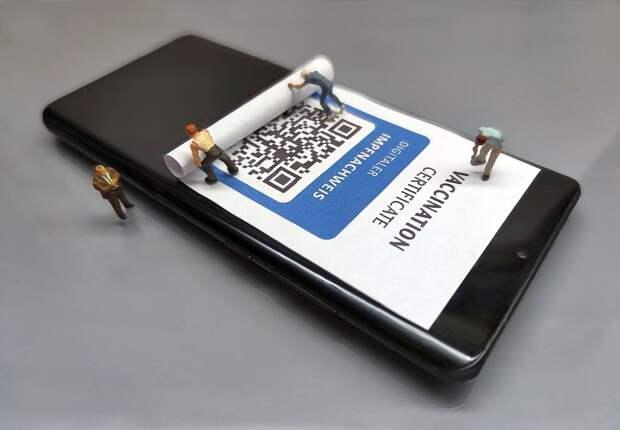 QR-код на руку: метка антихриста или еще нет?