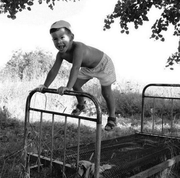 Игры и развлечения нашего детства