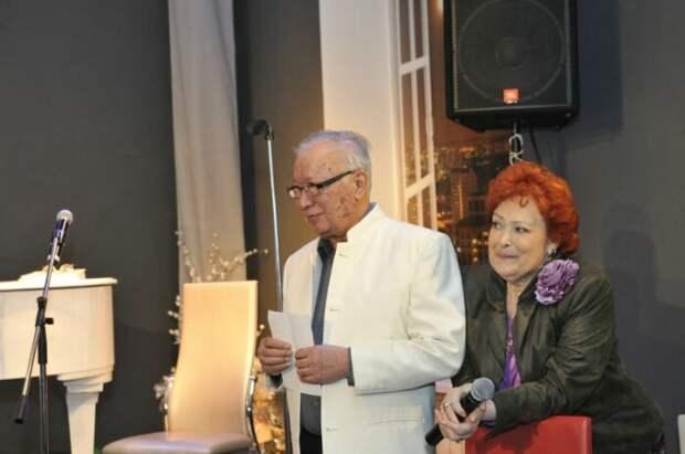 Алла Иошпе и Стахан Рахимов. / Фото: www.vitorgan.ru