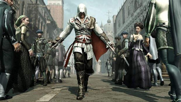 игра Assassins Creed