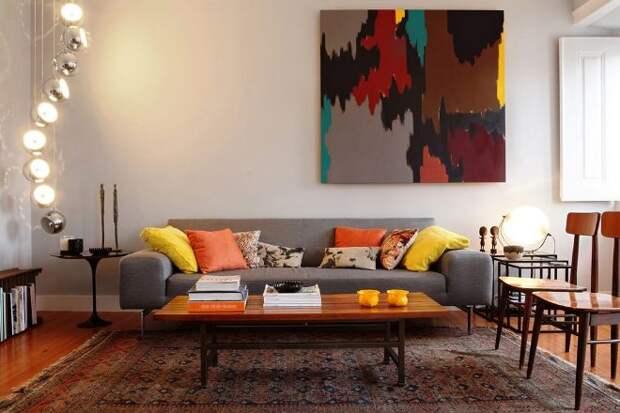 Последние тенденции в дизайне интерьера: актуальные цвета и стили (62 фото)
