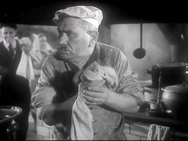 Кадр из фильма *Тревожная молодость*, 1954 | Фото: kino-teatr.ru