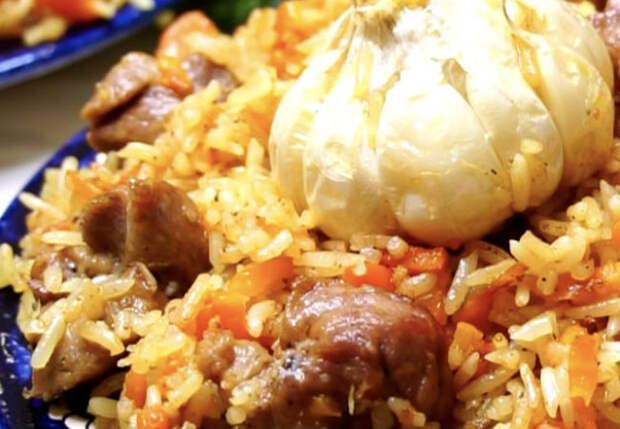Готовим рис идеально рассыпчатым
