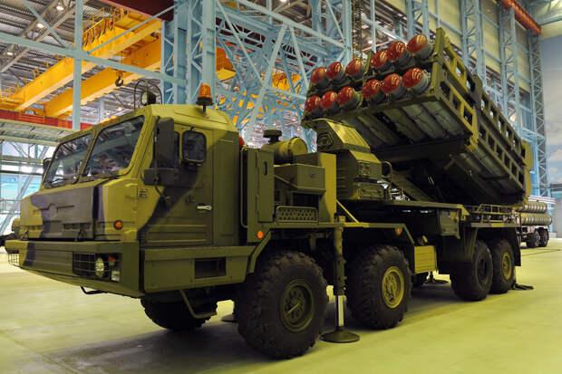 Sohu: Российские комплексы С-350 – это хорошо заточенный меч, всегда готовый к бою