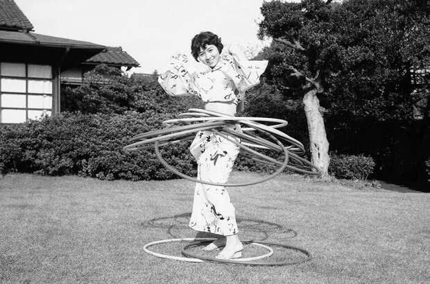 Япония 50‑хгодов