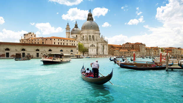 Жители Венеции больше не рады туристам.