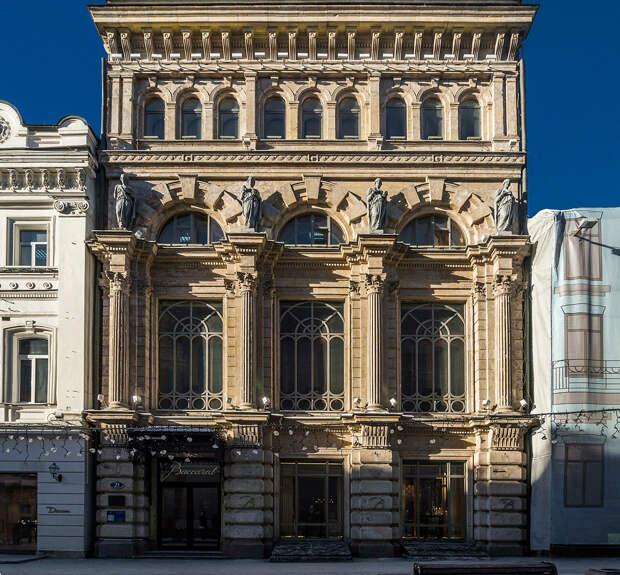 Самые мистические дома старой Москвы в неоготическом стиле