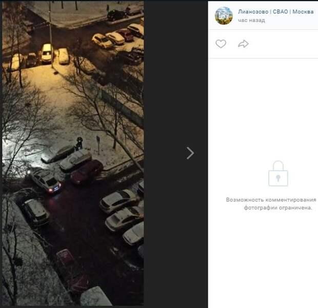 Полиция в Лианозове ищет лжеинвалидов на парковках