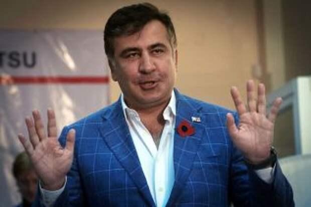 В Грузии резко отреагировали на заявление Саакашвили вернуться на родину