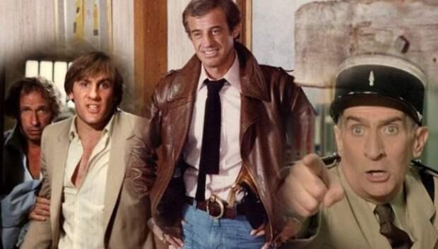 Рейтинг самых любимых советским зрителем французских фильмов в 80‑е
