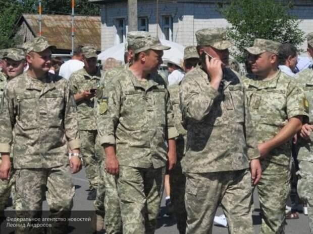 «Наступление отменяется»: украинскую армию начал «косить» коронавирус