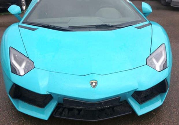 Российская таможня вернула в Германию угнанный пять лет назад Lamborghini