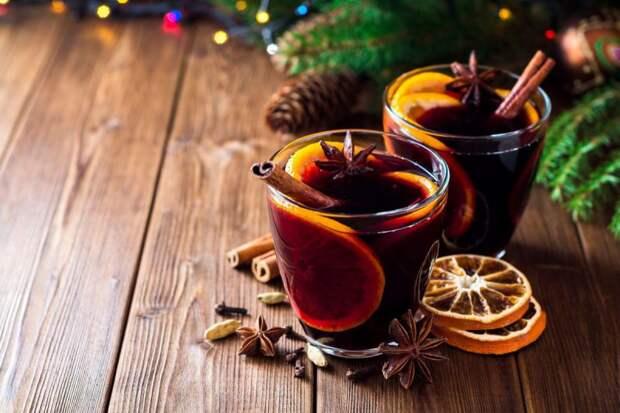 6 рецептов глинтвейна, чтобы согреться и пережить зиму