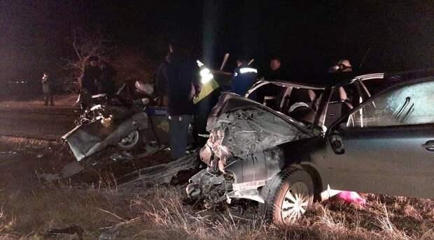 Задержан участник аварии, в которой погибли трое полицейских