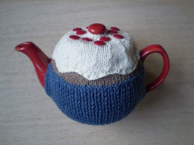 Пироженки - чайники (поддборка)