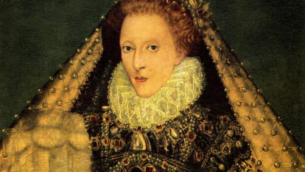 Королева-дева Елизавета l. Источник изображения history.com