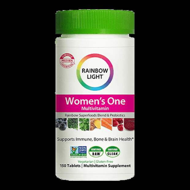 10 лучших мультивитаминов для женского здоровья