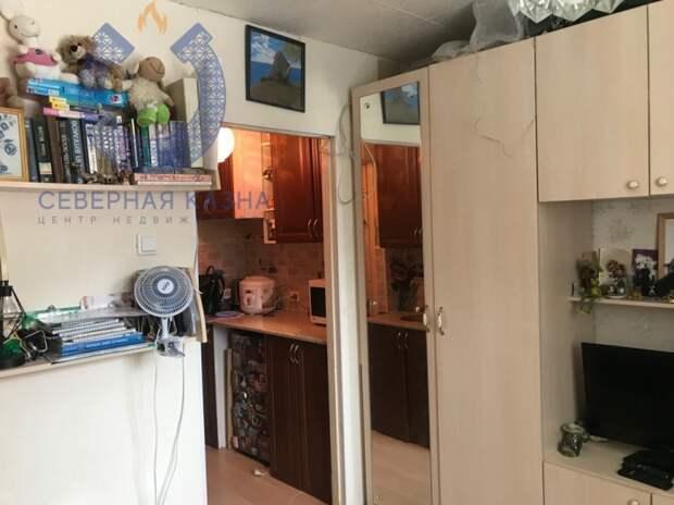 У кухни есть отдельный уголок