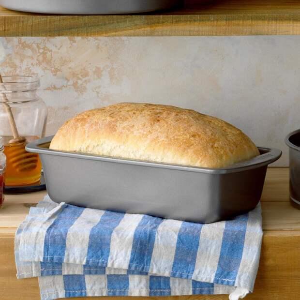 7 простых рецептов идеального хлеба для начинающих пекарей