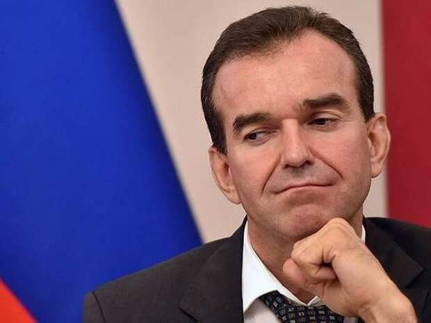Почётный турок Кубани губернатор Кондратьев