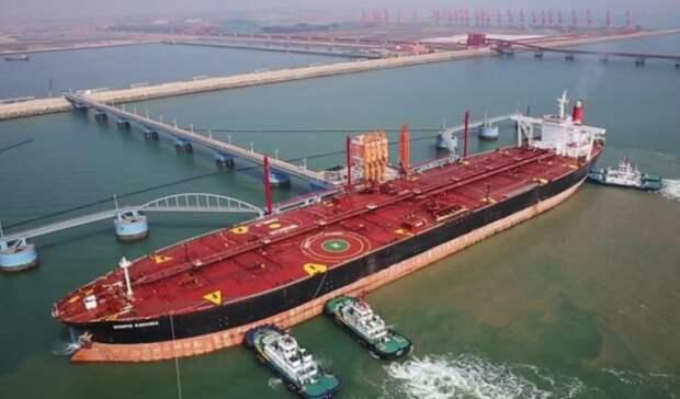 Рекорд поставил импорт саудовской нефти Китаем вмае 2020