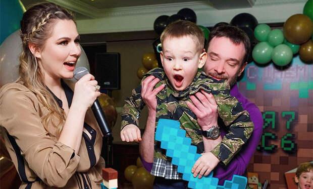 Мечта любого мальчишки: Мария Кожевникова показала, какой праздник устроила сыновьям