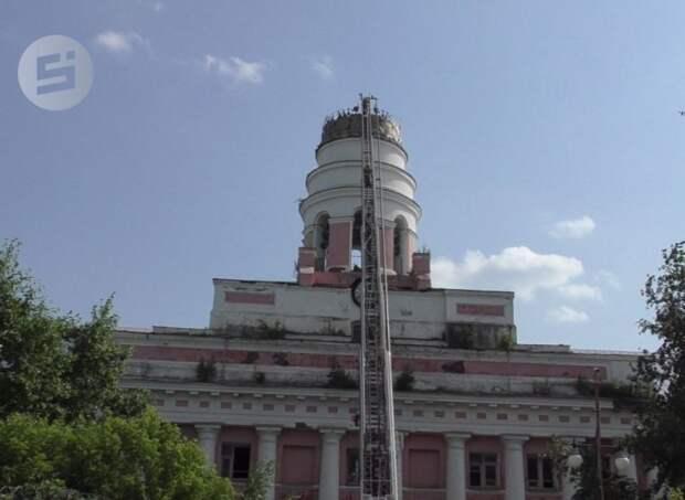На генуборку главного корпуса оружейного завода в Ижевске необходимо найти полмиллиона рублей
