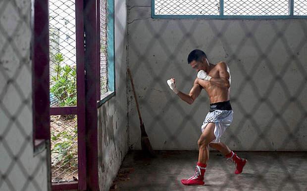 Бойцовские клубы в тайских тюрьмах