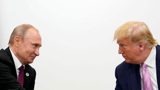 Кремль опроверг информацию о «пропущенном» звонке Путина Трампу