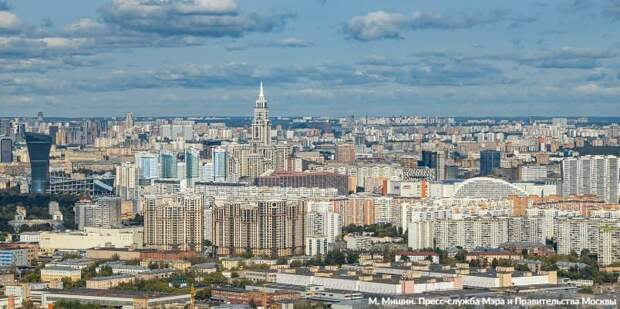 Собянин представил список кандидатов на выборы в Госдуму