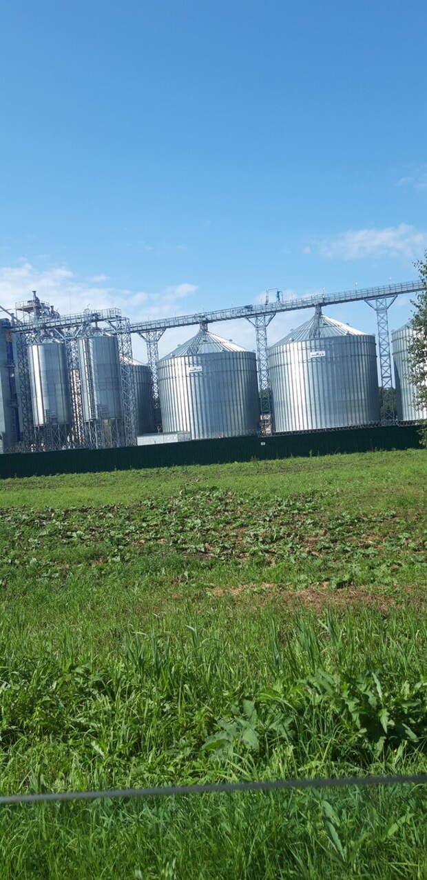 Новый, самый  крупный в  Сибири  завод  по  производству  рапсового  масла. Ориентирован  на  экспорт,  сотни  рабочих  мест.