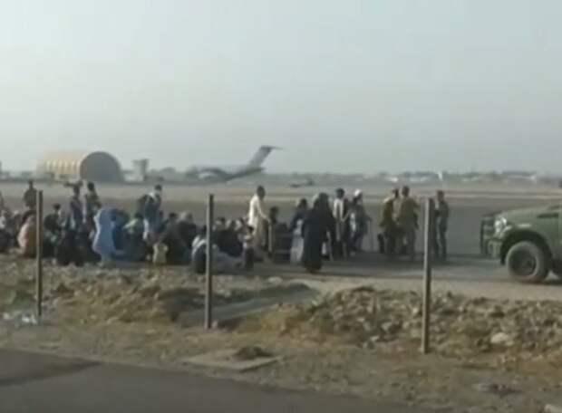 Замглавы МИД Украины рассказал о захвате украинского самолета в Кабуле