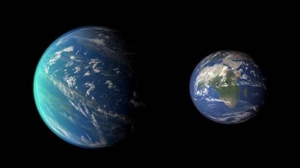 Куда пропала Глория - двойник Земли?