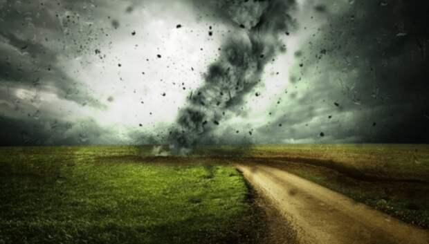 Фото из Инстаграма: на Крым и Краснодарский край обрушился мощный циклон