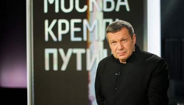 """""""Вот этот человек?"""": Соловьёв о том, почему не стоит верить отказавшемуся от России Василию Уткину"""