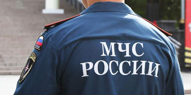 При тушении пожара в здании в Казани нашли несколько тел
