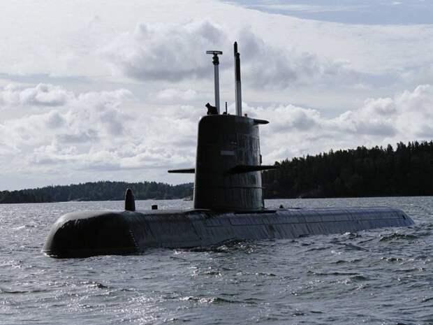 Подводные лодки Швеции: когда качество не компенсирует количества