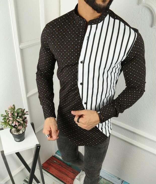 Мужская рубашка и сорочка: как их отличить и правильно носить