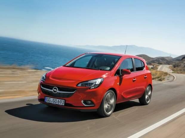 Тест нового Opel Corsa: литр на пятерых