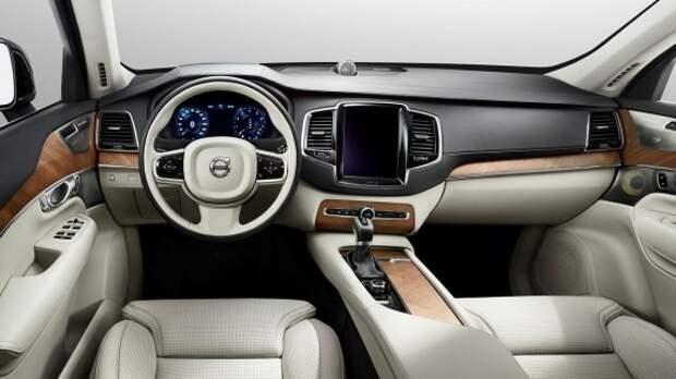 С конвейера сошел последний Volvo XC90 первого поколения