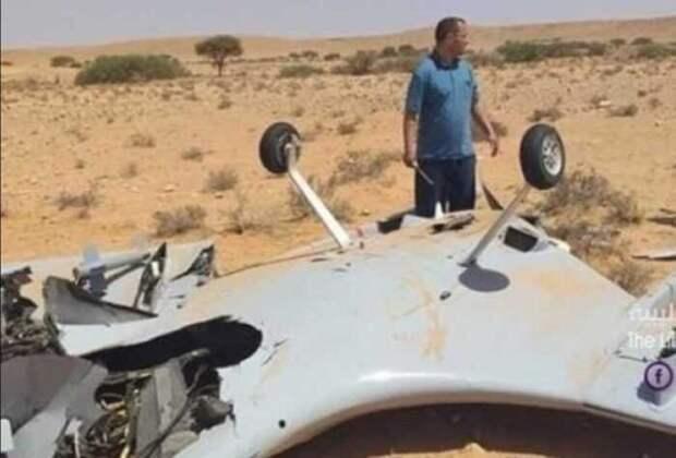 ВЛивии ЗРПК «Панцирь-С1» сбили 47 турецких дронов Bayraktar TB2