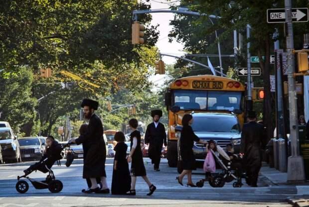 Американцы считают, что ответственность за Холокост лежит на евреях
