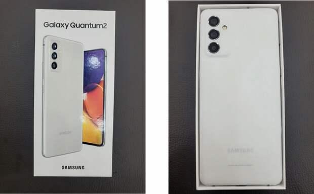 Представлен смартфон Samsung Galaxy Quantum2 с квантовым генератором случайных чисел