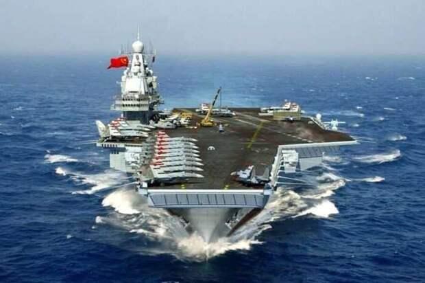 Военная мощь Китая превзойдет силу армии США к 2025 году