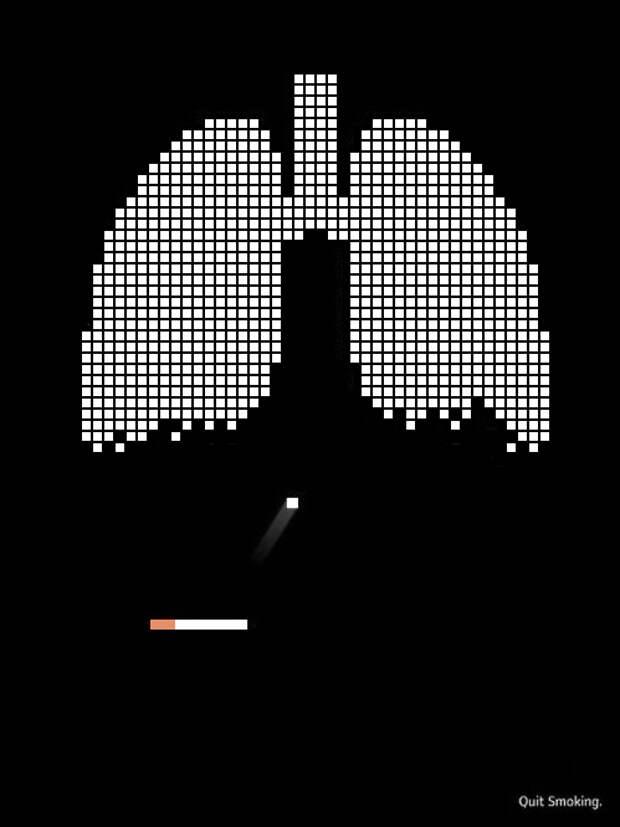 Не играйте с сигаретами!